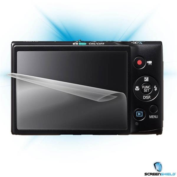 ScreenShield™ Canon IXUS 125 HS - Film for display protection