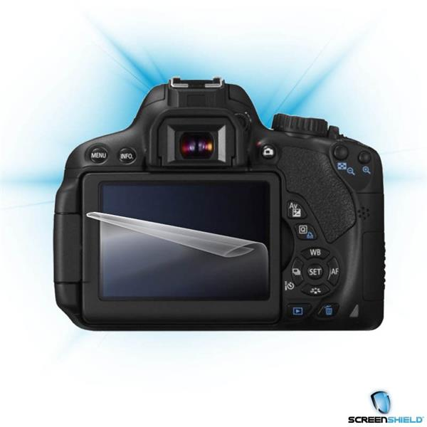 ScreenShield™ Canon EOS 650D - Film for display protection