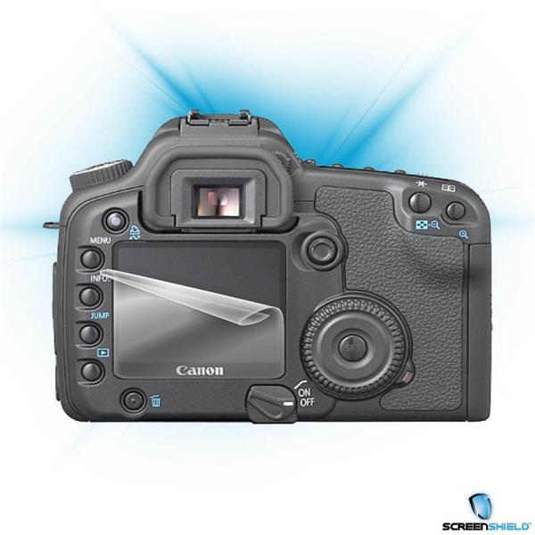 ScreenShield™ Canon EOS 30D - Film for display protection