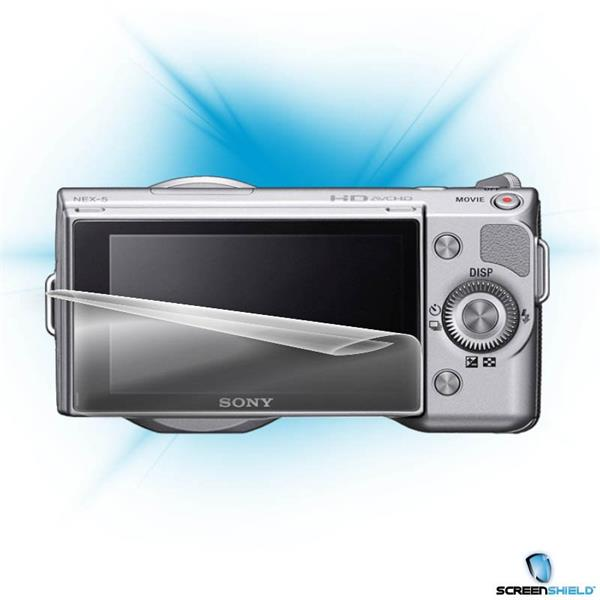 ScreenShield Sony Alpha NEX-5 - Film for display protection