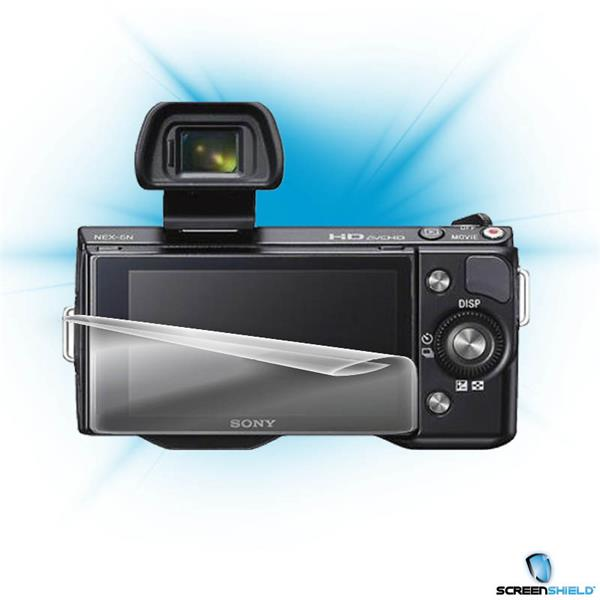 ScreenShield Sony Alpha NEX-5N - Film for display protection