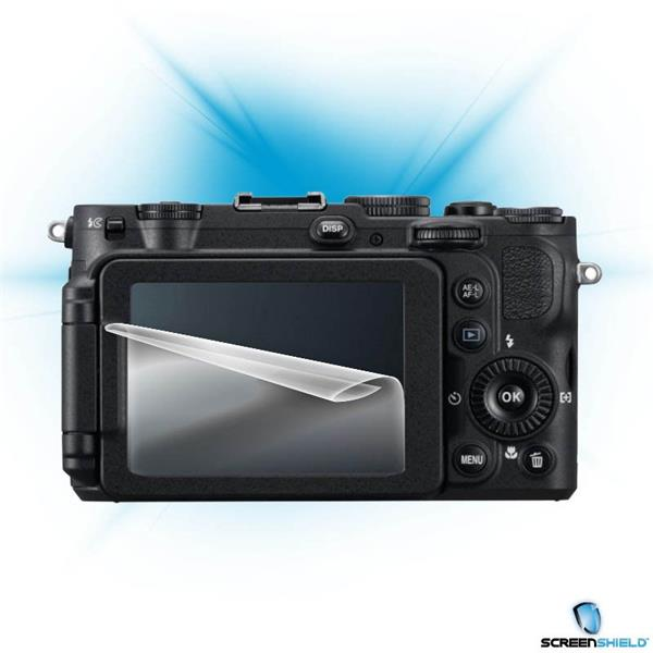 Screenshield Nikon COOLPIX P7700 - Film for display protection