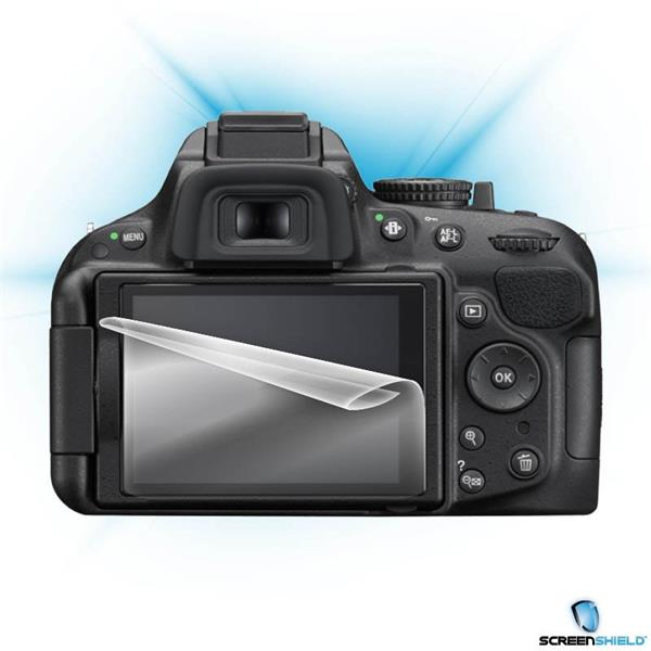 Screenshield Nikon D5200 - Film for display protection