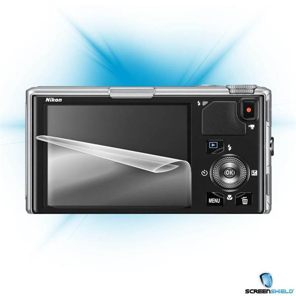 Screenshield Nikon COOLPIX S9500 - Film for display protection
