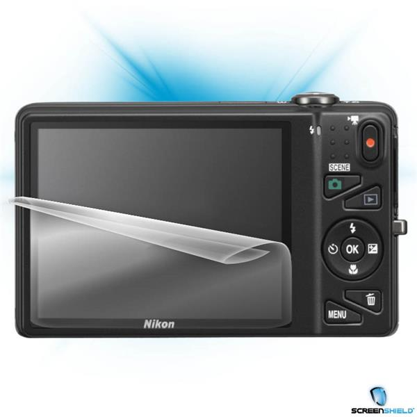 ScreenShield Nikon Coolpix S5200 - Film for display protection