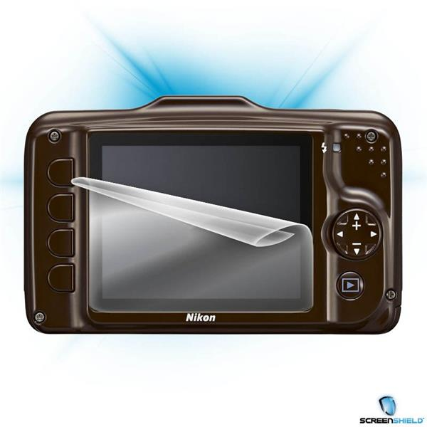 ScreenShield Nikon Coolpix S31 - Film for display protection