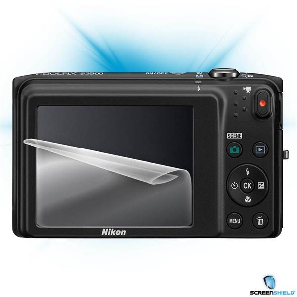 ScreenShield Nikon Coolpix S3500 - Film for display protection