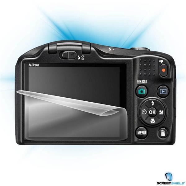 ScreenShield Nikon Coolpix L620 - Film for display protection
