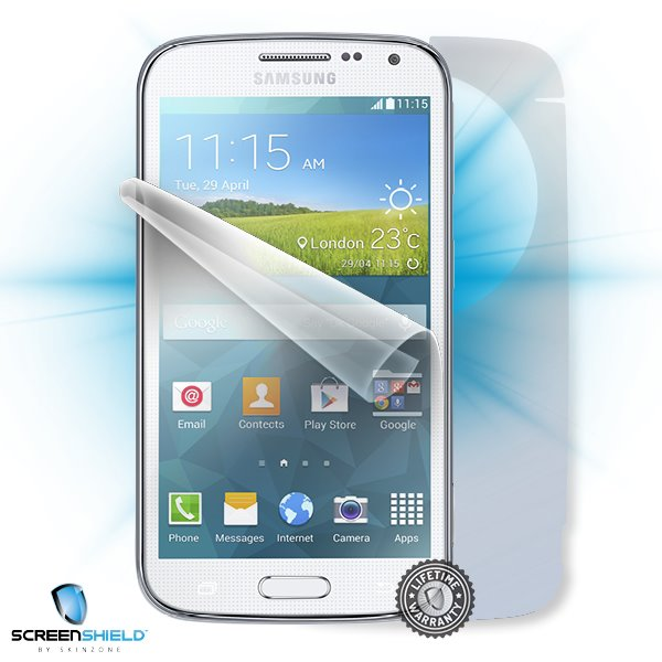 ScreenShield Samsung Galaxy C111 K Zoom - Film for display + body protection