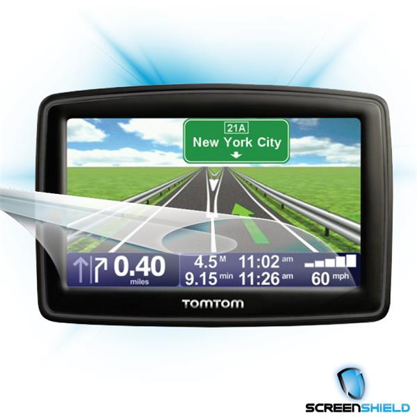 ScreenShield TomTom XL Classic - Film for display protection