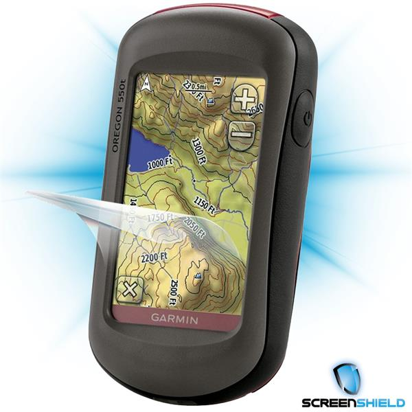 ScreenShield Garmin Oregon 550 - Film for display protection
