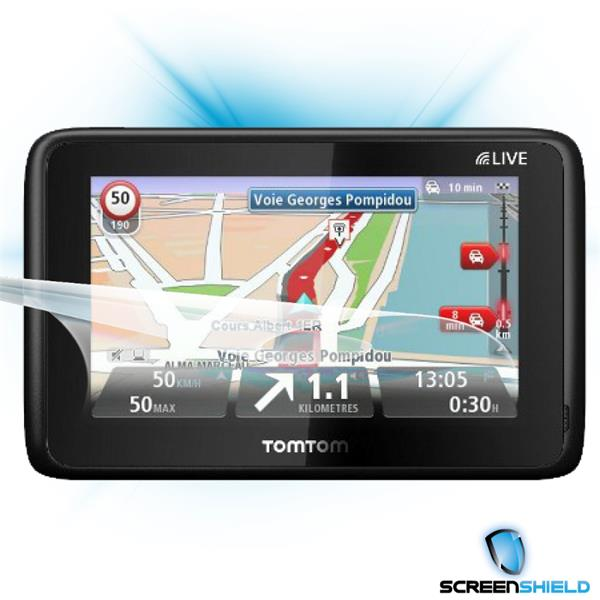 ScreenShield TomTom GO 1005 - Film for display protection