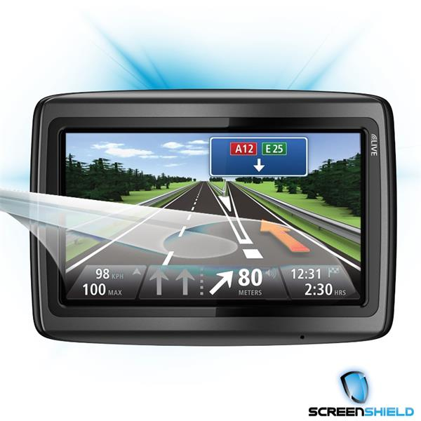 ScreenShield TomTom Via 120 - Film for display protection