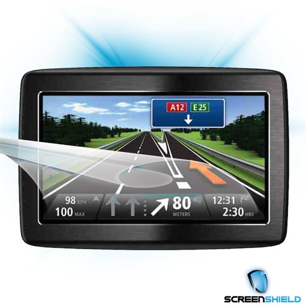 ScreenShield TomTom Via 125 - Film for display protection