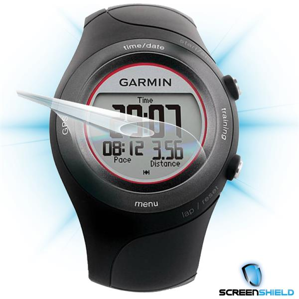 ScreenShield Garmin Forerunner 410 - Film for display protection