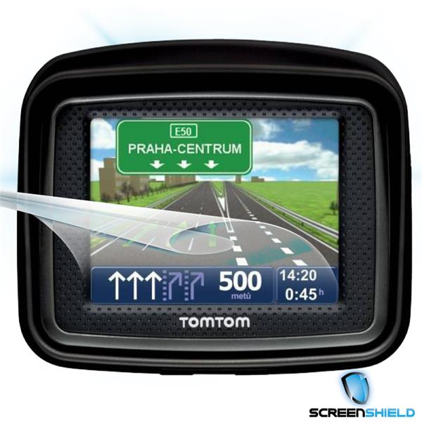 ScreenShield TomTom Rider 3 - Film for display protection