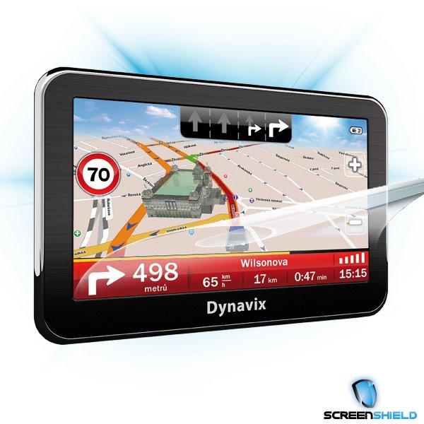 ScreenShield Dynavix D10 Nano - Film for display protection