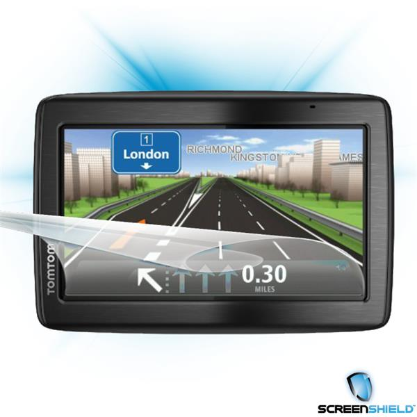 ScreenShield TomTom Via 135 - Film for display protection