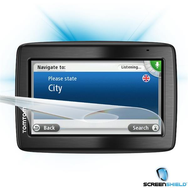ScreenShield TomTom Via 130 - Film for display protection
