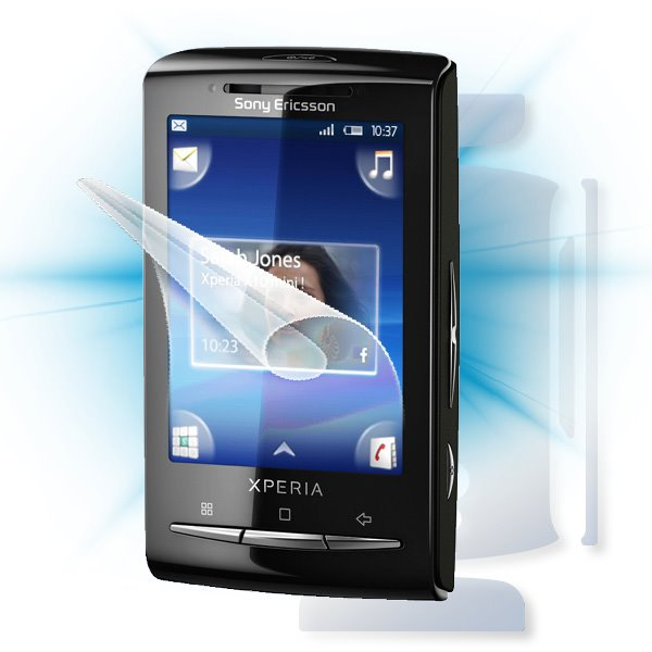 ScreenShield Sony Ericsson Xperia Mini - Film for display + body protection