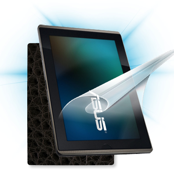 ScreenShield Asus EEE Pad Transformer - Films on display and carbon skin (leather)
