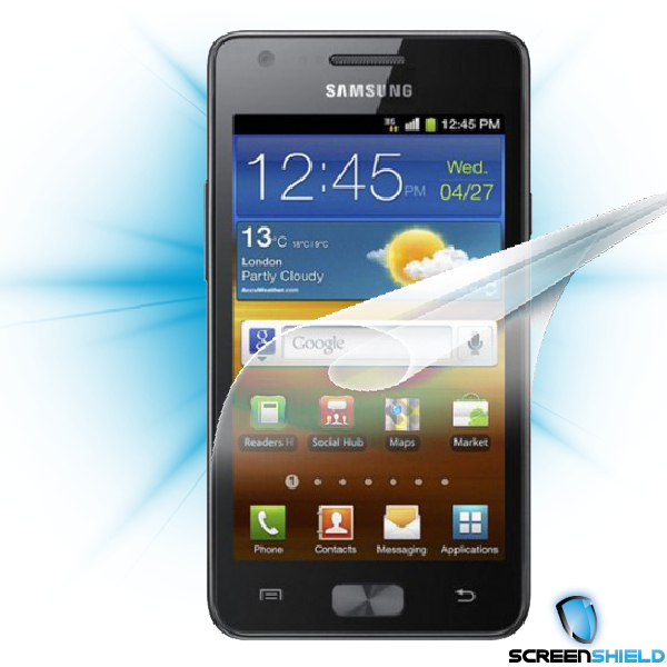 ScreenShield Galaxy W - Film for display protection