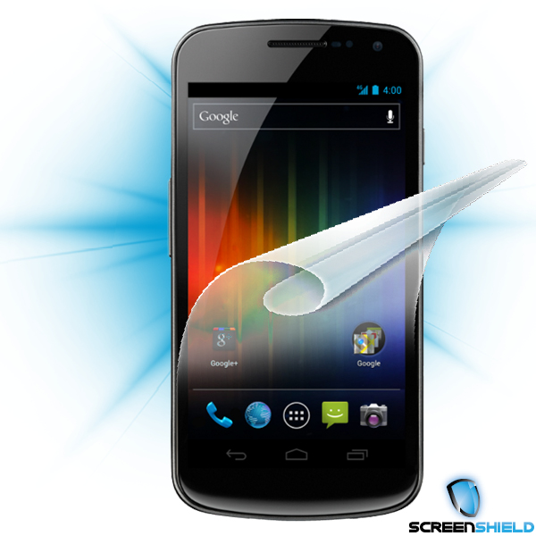 ScreenShield Galaxy Nexus - Film for display protection