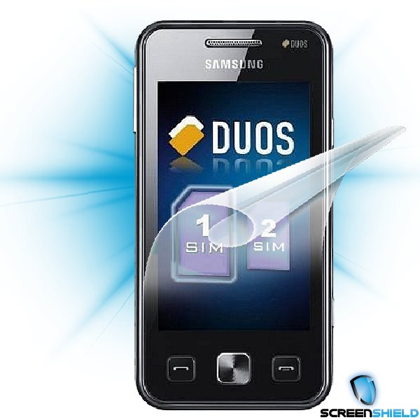 ScreenShield Star II Duos - Film for display protection