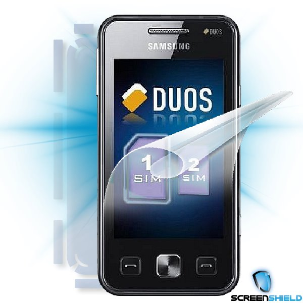 ScreenShield Star II Duos - Film for display + body protection