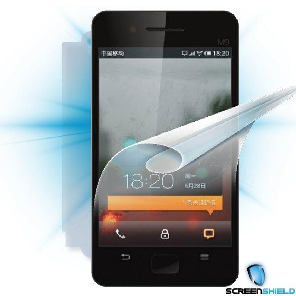 ScreenShield Meizu M9 - Film for display + body protection