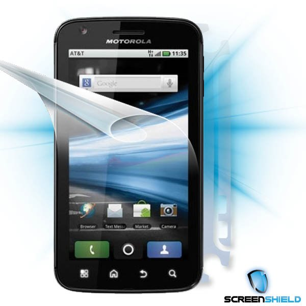 ScreenShield Motorola ATRIX - Film for display + body protection