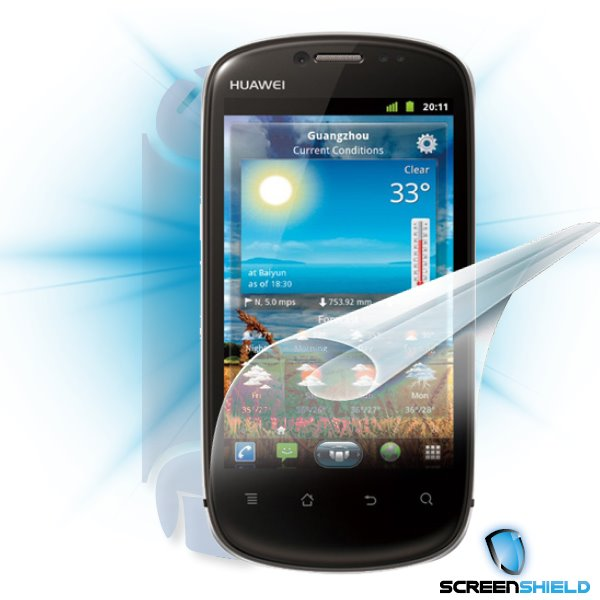 ScreenShield Huawei Vision - Film for display + body protection