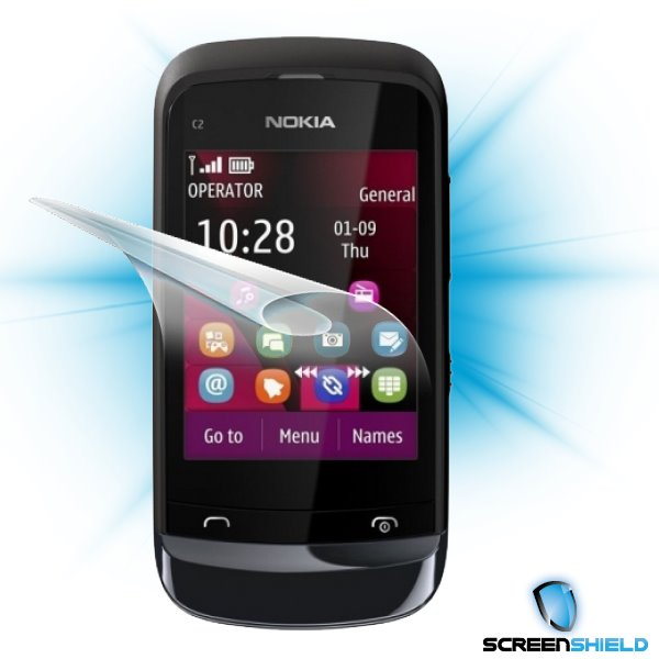 ScreenShield Nokia C2-02 - Film for display protection