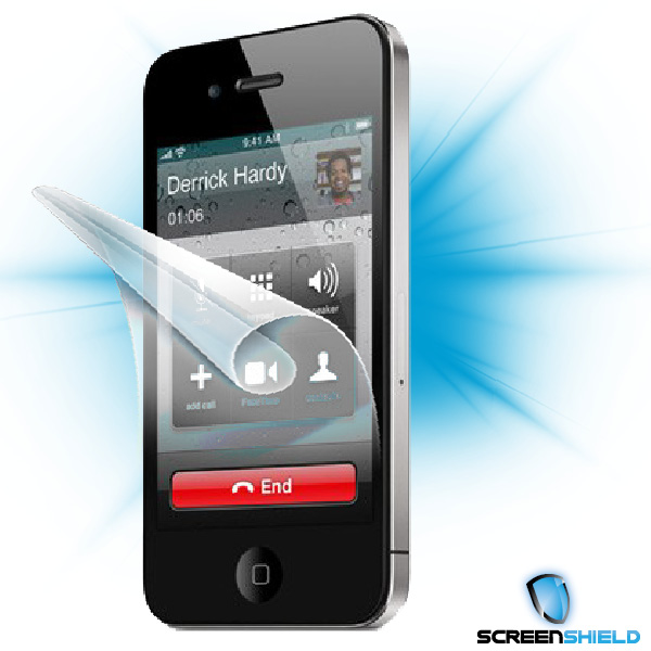 ScreenShield iPhone 4 - Film for display protection