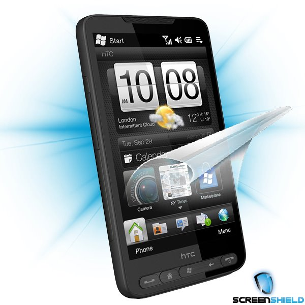 ScreenShield HTC HD2 - Film for display protection
