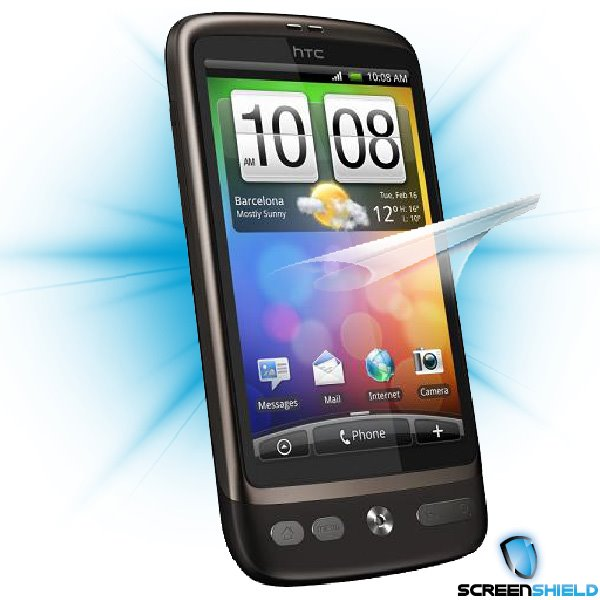 ScreenShield HTC Desire - Film for display protection