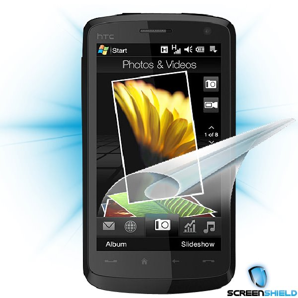 ScreenShield HTC Desire HD - Film for display protection