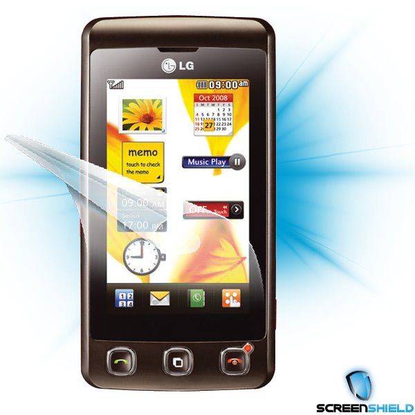 ScreenShield LG KP500 - Film for display protection