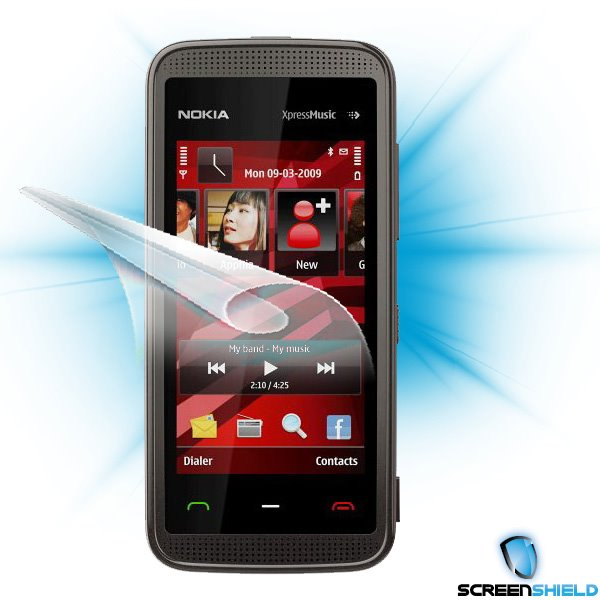 ScreenShield Nokia 5530 XpressMusic - Film for display protection