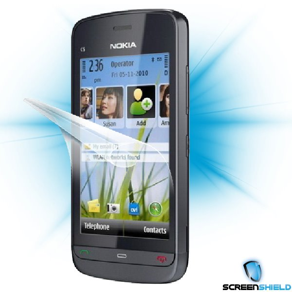 ScreenShield Nokia C5-03 - Film for display protection