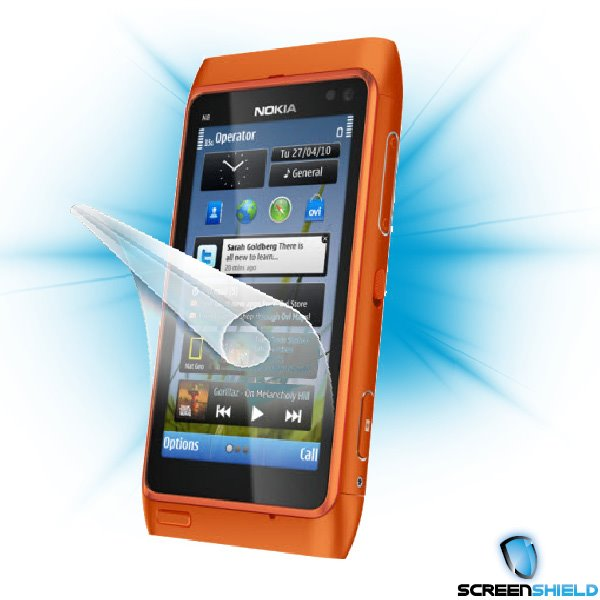 ScreenShield Nokia N8 - Film for display protection