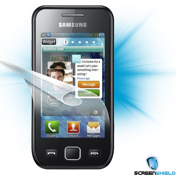ScreenShield Samsung Wave 525 (S5250) - Film for display protection