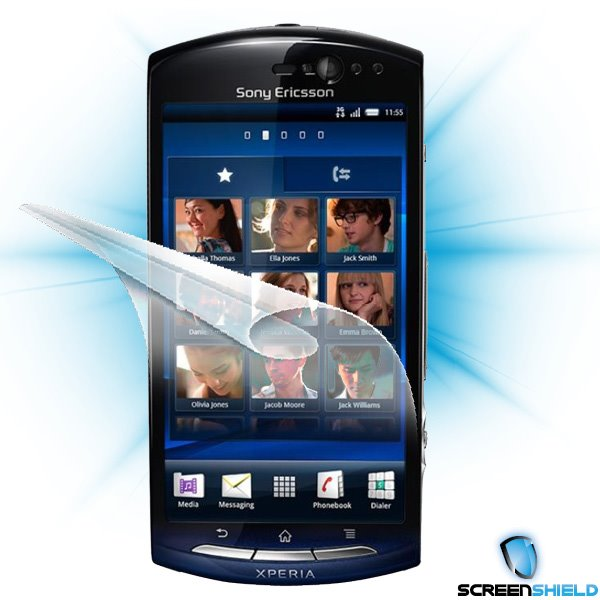 ScreenShield Sony Ericsson Xperia Neo (MT15i) - Film for display protection