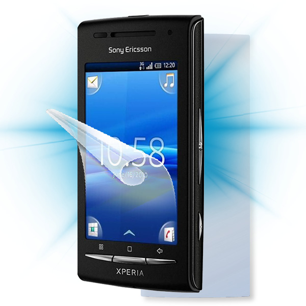 ScreenShield Sony Ericsson Xperia X8 - Film for display + body protection
