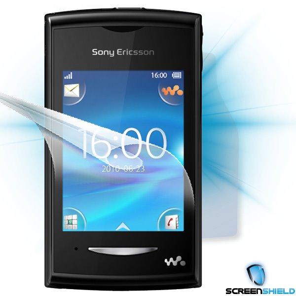 ScreenShield Sony Ericsson Yendo (W150) - Film for display + body protection