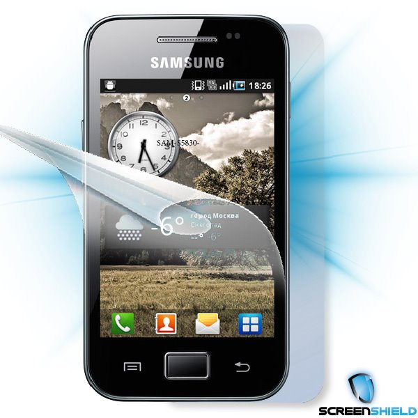 ScreenShield Samsung Galaxy Ace (S5830) - Film for display + body protection