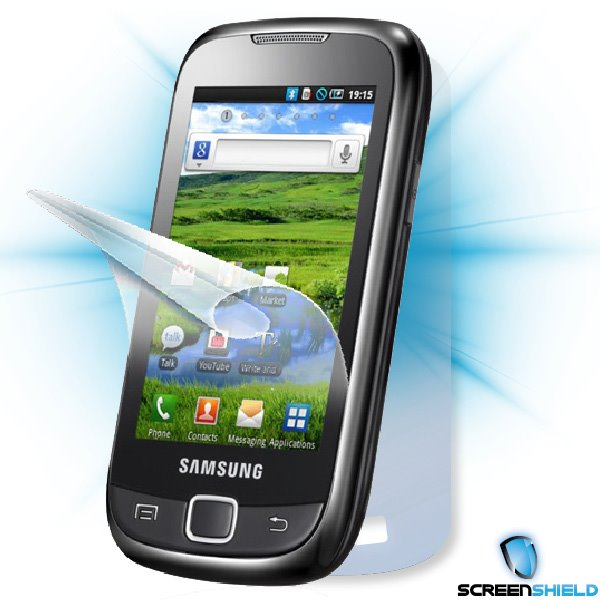 ScreenShield Samsung Galaxy 551 (i5510) - Film for display + body protection