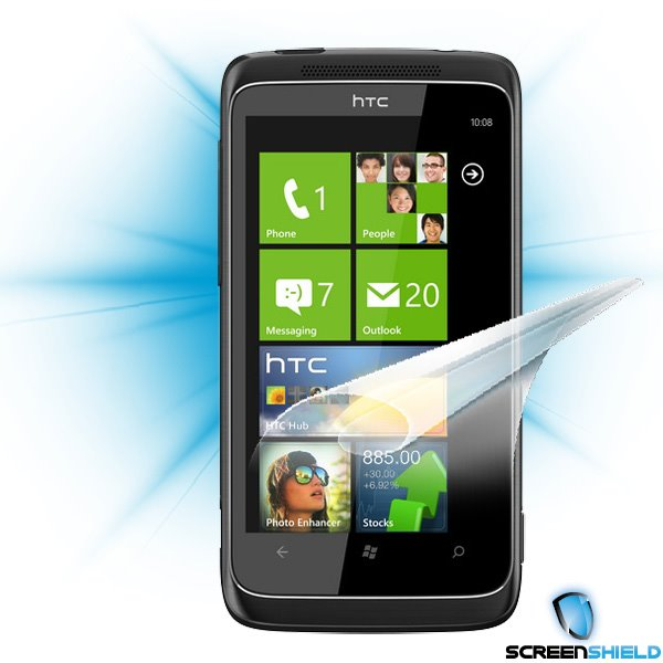 ScreenShield HTC Trophy 7 - Film for display protection