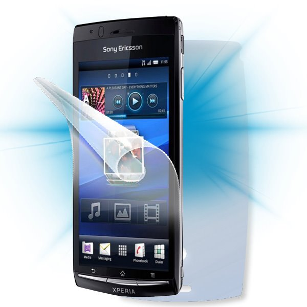ScreenShield Sony Ericsson Xperia ARC - Film for display + body protection