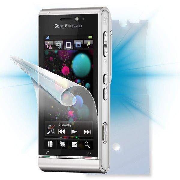 ScreenShield Sony Ericsson Satio - Film for display + body protection